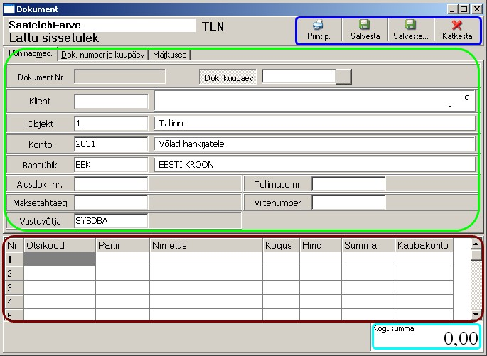ccd82e550ab Selleks on toodud ka NOOM-i sisemise dokumendi number ja kuupäev  põhiandmete lehele. Andmed, mida on võimalik sisestada, saab osaliselt  eelhäälestada.
